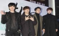 [bnt photo] INFINITE Supports Hoya at ′Heeya′ Screening