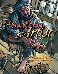 The Sandal Artist cover