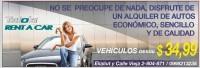 TALOS RENT A CAR VEHICULOS DE ALQUILER DIN CONDUCTOR