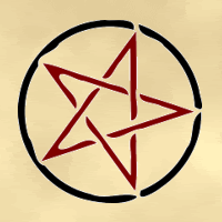 Logo pentagram
