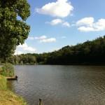Csádés tó