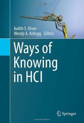 2014-Ways of Knowing in HCI - Olson and Kellogg
