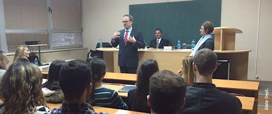 Sudija Byron i pravobranilac Hochul o važnosti borbe protiv korupcije u Istočnom Sarajevu