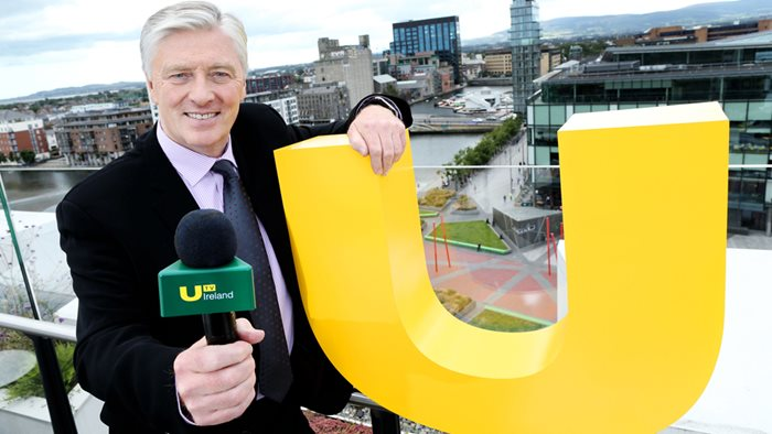 Pat Kenny will present a show on UTV Ireland.