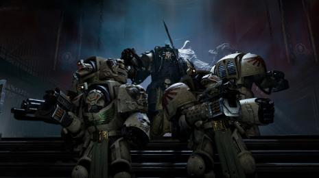 Space Hulk: Deathwing transforms the tabletop experience into a savage first-person shooter but keeps the spirit intact