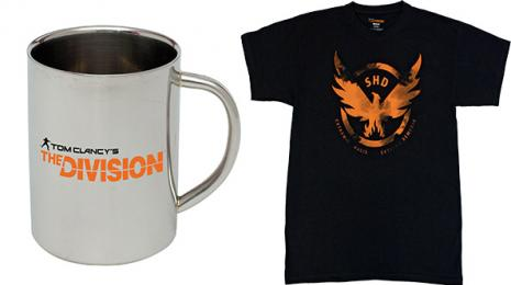 The Division giveaway: Win yourself some apocalypse-proof merchandise!