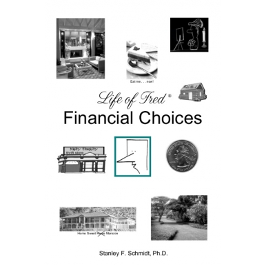 Life of Fred Financial Choices Book