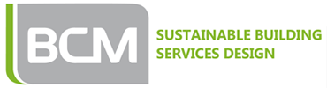 BCM - Sustainable Building Services Design