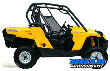 Can-Am Commander 1000 Std