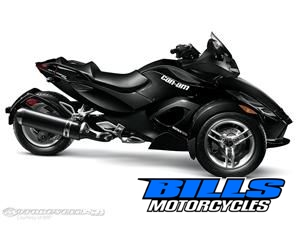Can-Am Spyder RS SM5