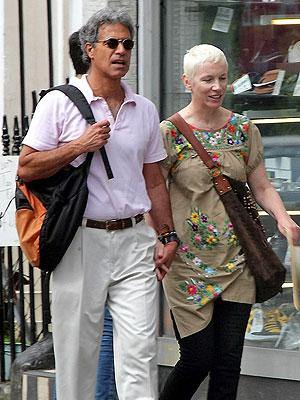 Annie Lennox Marries Dr. Mitch Besser