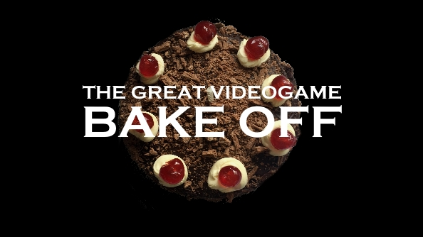 The Great Videogame Bake Off