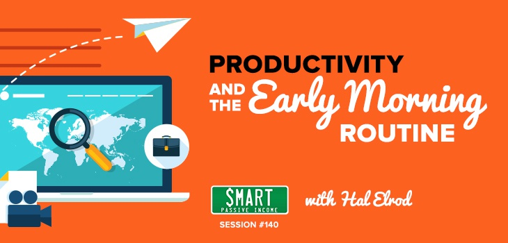 Productivity and the Early Morning Routine with Hal Elrod