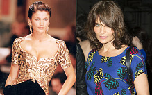 Celebrities defying the ageing process