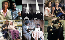 Great comedy duos: Gene Wilder and Richard Pryor; Laurel and Hardy; Tina Fey and Amy Peohler; The Blues Brothers; Peter Cook and Dudley Moore and David Walliams and Matt Lucas
