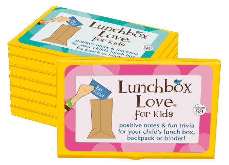 Lunchbox Love for Kids Volumes 89-96
