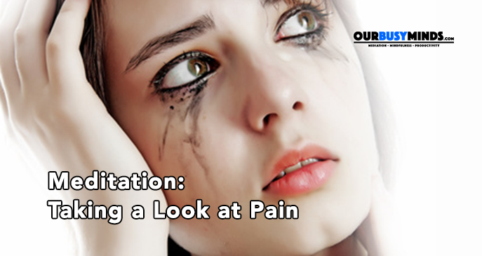 taking a look at pain