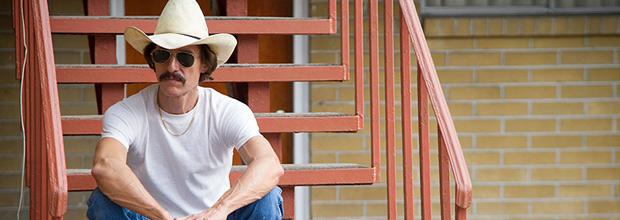 Matthew McConaughey en 'Dallas Buyers Club' (2013)