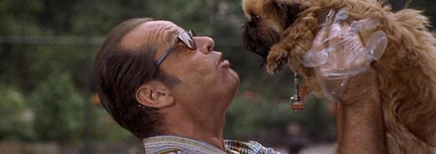 Jack Nicholson en 'Mejor... imposible' (James L. Brooks, 1997)