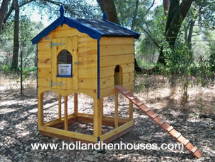 Rembrandt Chicken House