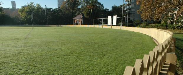 Reg Bartley Oval (image)