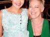 Yumi Stynes & Tracy Bartram at Women of Achievement Awards