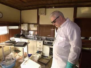 Inside the Fukushima Exclusion Zone: Teachers Visit Their Futaba Homes