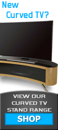 Curved TV Stands