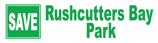 Save Rushcutters Bay Park logo (image)