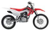 Honda CRF125F Big Wheel