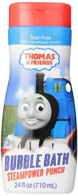 4. Thomas The Train Bubble Bath