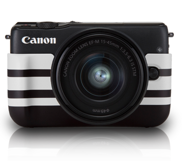 Canon EOS M10 comes with a 15-45 IS STM lens and is selling for Rs 39,995