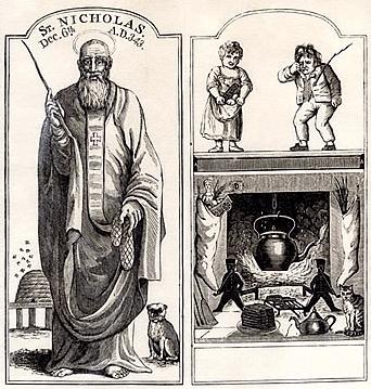 1810 NY Hist. Society St Nicholas
