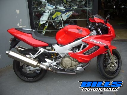 2007 Honda VTR1000F (Firestorm) Road Manual 6sp 1000cc