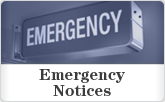 Emergency Notices