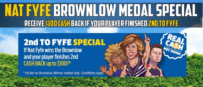 Nat Fyfe Brownlow Special