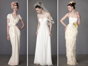 Spring 2015 vintage wedding dress trends