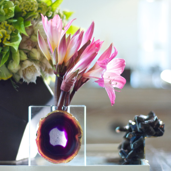 Agate Vase for Mother's Day