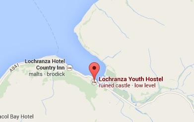 Lochranza Youth Hostel