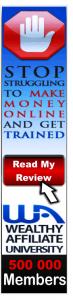 Review of Wealthy Affiliate Membership