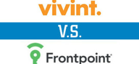 Vivint vs Frontpoint: How Do Our #7 And #1 Picks Compare?