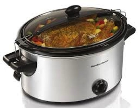 Slow cookers can make life easy.