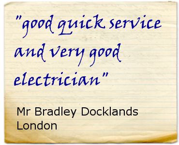 Electrician London