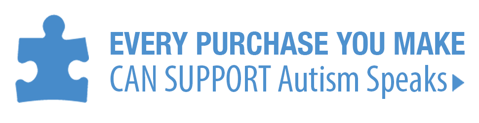 Install the We-Care.com app and support Autism Speaks when you shop Amazon.com or and more than 2,500 other online merchants.