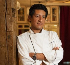NJ Festival-chef Humberto