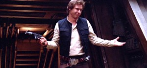 The young Han Solo could be one of these chaps