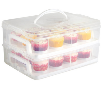24 cupcake carrier review