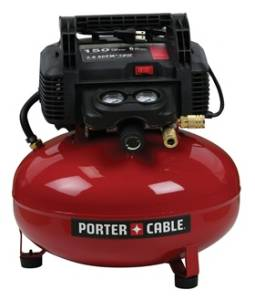 PORTER-CABLE C2002 best air compressor for home garage