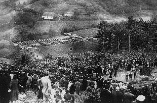 Apparitions de la Vierge Marie à Ezquioga (pays basque) - 1931-1936 - Image