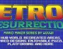 Random: Metroid Resurrection - The Super Mario Maker Series With a Plot and Marketing